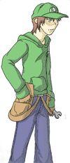 Luigi sketch
