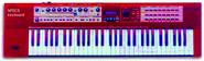 Nfecs keyboard