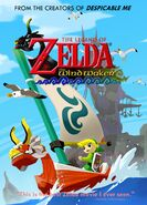 The Wind Waker Movie DVD cover 1