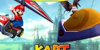 Turbo Kart Racer