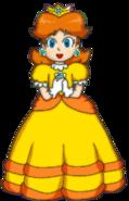 Princess Daisy official artwork