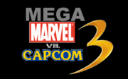 Mega marvel vs capcom 3