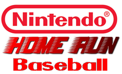 Nintendo Home Run Baseball