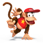Diddy Kong (SSB Evolution)