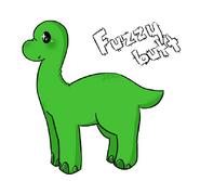 Fuzzybutt sketch