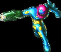 Fusion Suit Samus