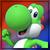 Yoshi - Jake's Super Smash Bros. icon