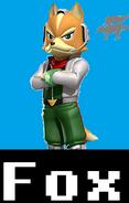 Fox McCloud, Star Fox Command