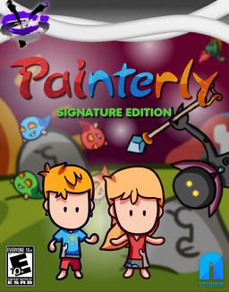 Painterly Signature Boxart