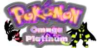 Pokemon Omega Platinum Version