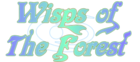 Wisps of the Forest Logo