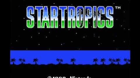 Dungeons Theme (Startropics)