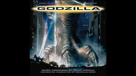 Godzilla Score ''The Beginning'' - David Arnold