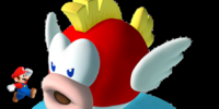 Super Mario Jumps/Beta Elements