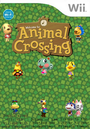 Animal Crossing Out and About