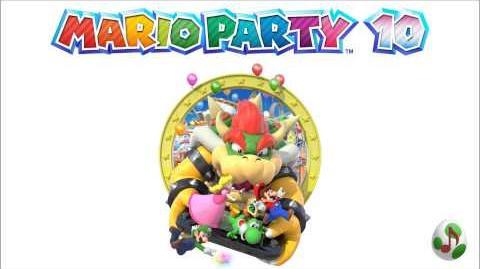 Peaceful Snow (Mario Party 10)