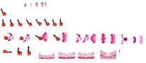 Yuki sprite sheet 2 update by yukimazan-d35r1f9