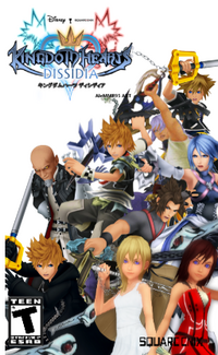 DissidiaKHcover