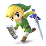 Toon Link (SSB Evolution)