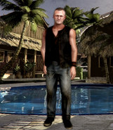 (The Walking Dead)Merle Dixon