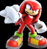Sonic z knux
