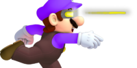 Laser Mario