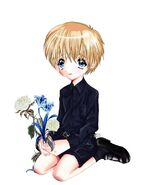 Nigth Sad Flowers by Kamuiayami