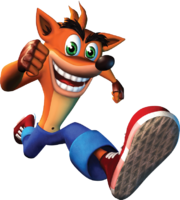 Crash bandicoot the huge adventure render crash by jerimiahisaiah-d8bhjyj