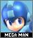 IconMega Man