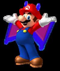 Swooper Mario