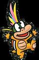 Lemmy Koopa- Super Mario World Fusion