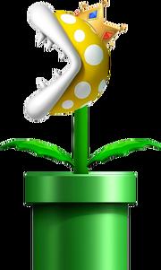 Mushroom King NSMBDIY