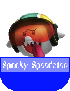 Spooky Speedster MR