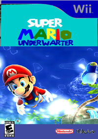 Supermariounderwater