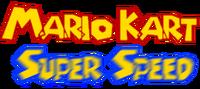 Mario Kart- Super Speed Logo