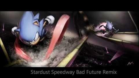 Sonic CD- Stardust Speedway Bad Future Remix