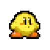 Yellow Kirby New