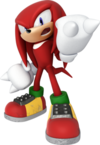255px-Knuckles the Echidna