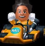 MK7 Artwork Mii