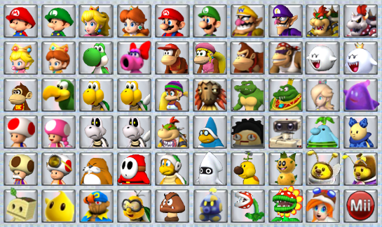 File:Mario Kart Wii 2.0 Selection Screen.png