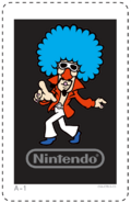 AR 3DS kaart Jimmy T.