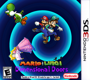Mario And Luigi - Dimensional DoorsFixed