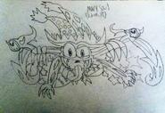 Marx Soul Sketch (K&M- HT)