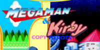 Mega Man and Kirby: Copy Heroes