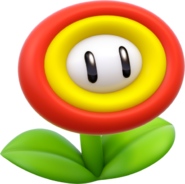 482px-Fire Flower Artwork - Super Mario 3D World