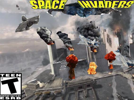 User blog:Cloverfield monster/Space Invaders 2012 ...