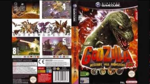 Godzilla DAM Melee OST - 7