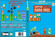Super Mario Bros. Wii U Cover Art