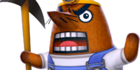 Mr. Resetti (Super Smash Bros. Golden Eclipse)