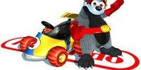 Bumper the Badger